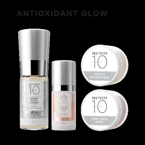 Antioxidant glow facial rhonda allison